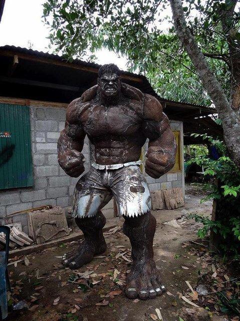 Metal Hulk By BanHunLek