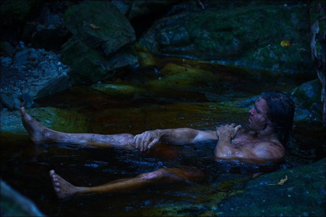 Real-Life Tarzan DeWet Du Toit