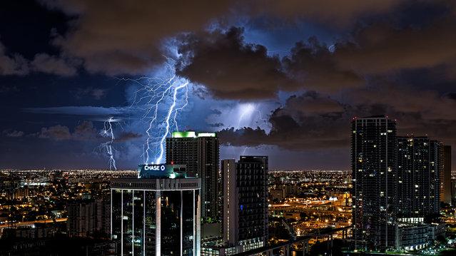 """Bolts n Stuff"". Miami, 2013. (Photo by lostINmia)"