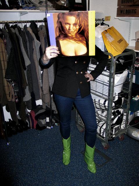 """Belinda Carlisle: Leave A Light On"". (Christophe Gowans)"