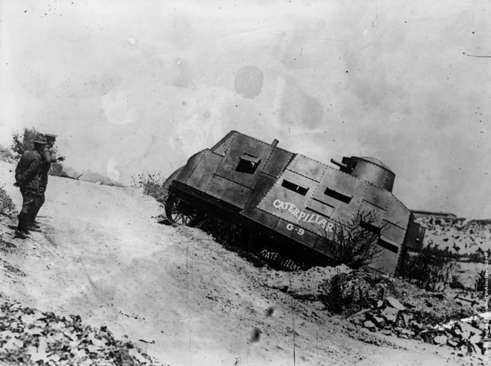 Tanks. Part I