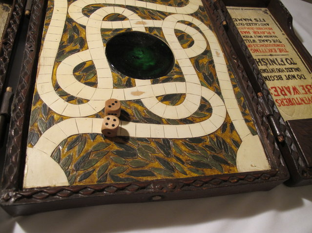 Jumanji Game Board