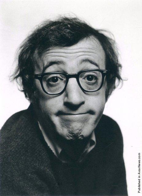 Woody Allen, 1969. Photo by Philippe Halsman