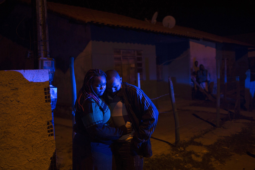 Battle for Control of Rio's Slums