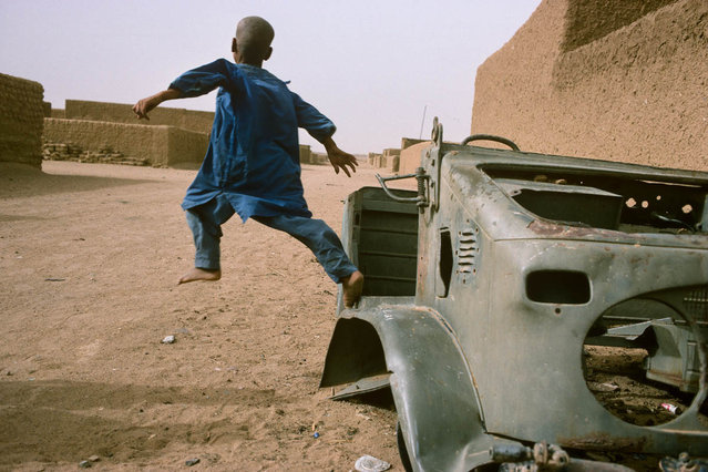 Mali.  Kidal in 2004. (Photo by Jean-Claude Coutausse)