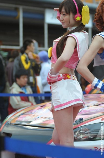 Otaku In Osaka. Cosplay 2012