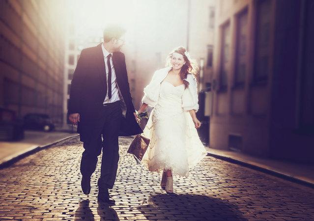 """""""Shinning love"""". (David Olkarny)"""