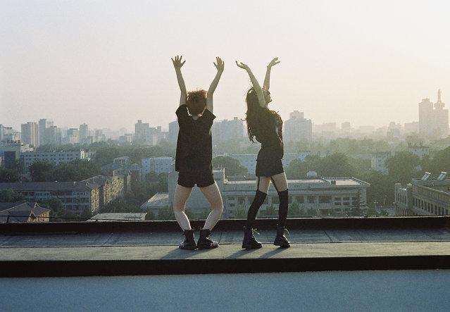 Girlfriends from Beijing