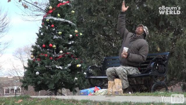 Christmas With Pranksters