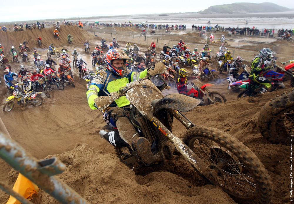 RHL Beach Race at Weston-Super-Mare