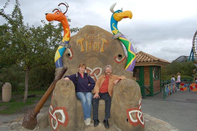 Park Asterix In Paris
