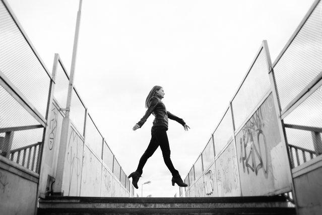 """Walking || Air"". (Photo by Daniil Chizhov)"