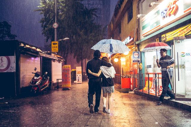 Seoul, Seoul Korea, 2013. (Photo by Nigel Cooper)