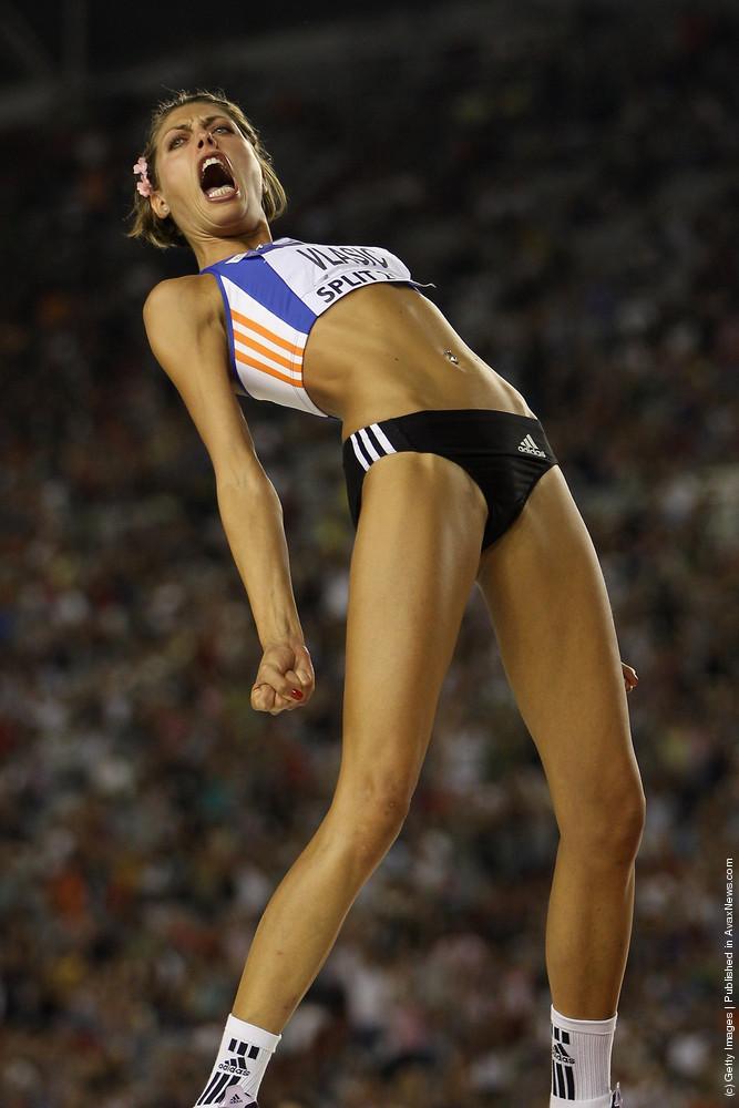 Female High Jumping