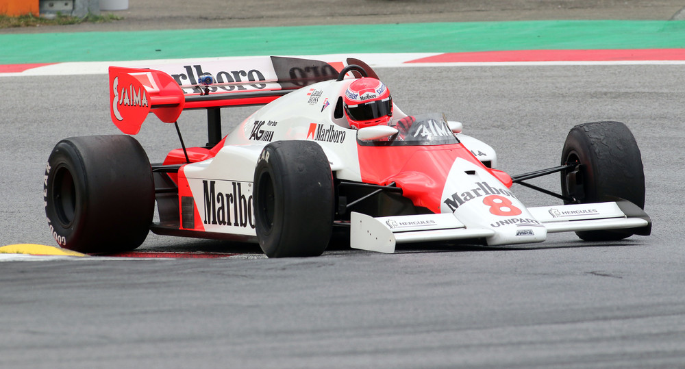 Formula One Grand Prix - Red Bull Ring, Austria