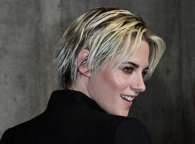"""Kristen Stewart attends a Special Fan Screening Of 20th Century Fox's """"Underwater"""" at Alamo Drafthouse Cinema on January 07, 2020 in Los Angeles, California. (Photo by Frazer Harrison/Getty Images)"""