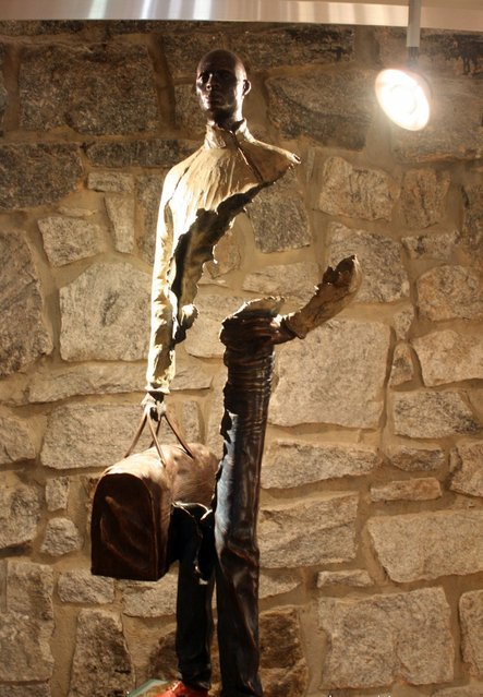 Sculptures by Bruno Catalano