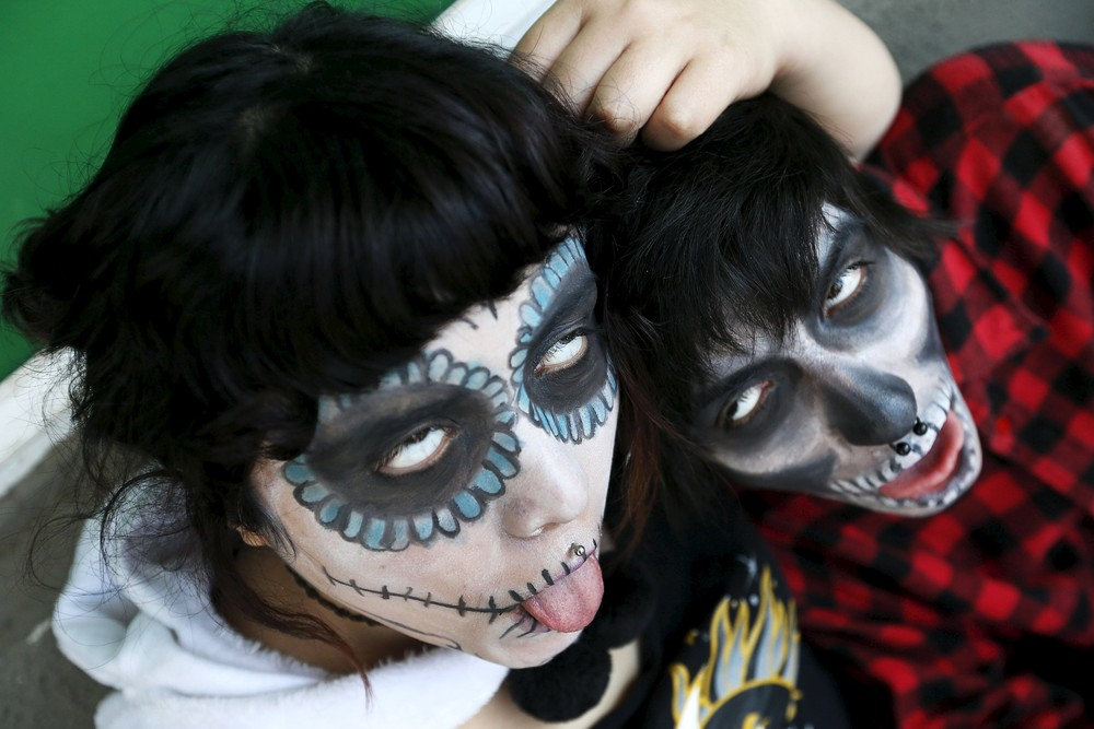 Halloween in Chile