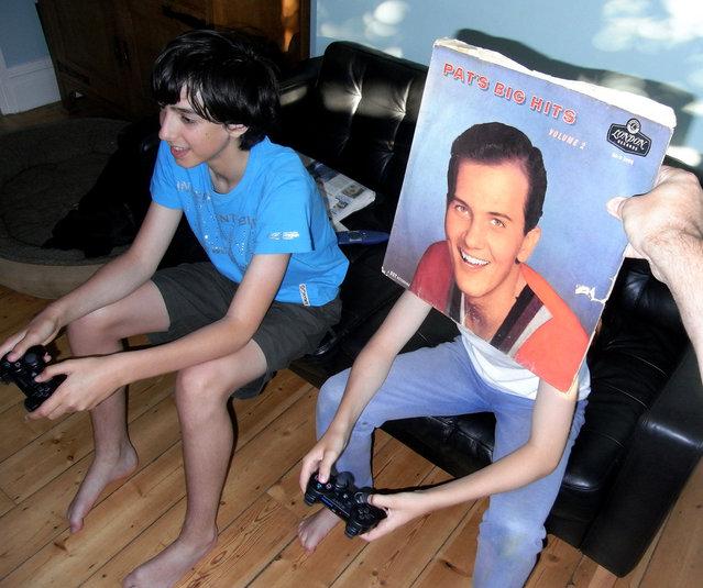 """Pat Boone: Pat's Big Hits Volume 2"". (Christophe Gowans)"