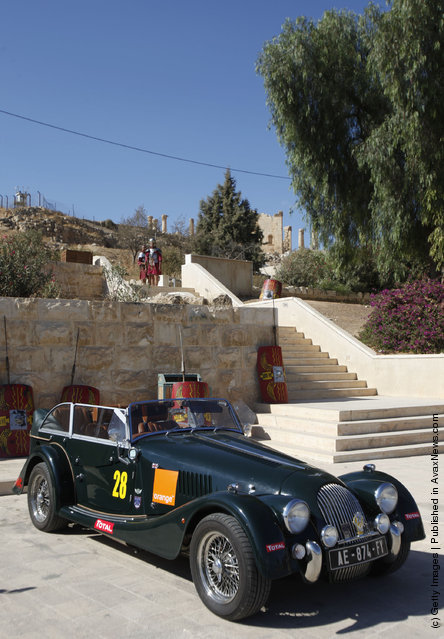 Classic Car Owners In Jordan For The «2011 Jordan Classic»