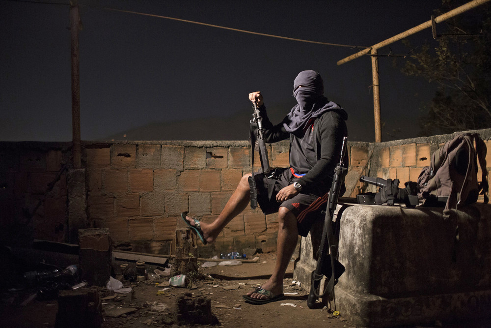 Battle for Control of Rio's Slums