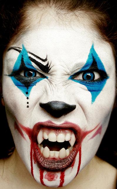 """Sweet Clown"". (Sara Morrison)"