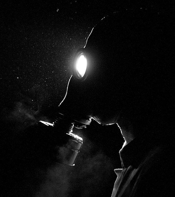"""Inhuman"". (Photo by Crazy Ivory)"