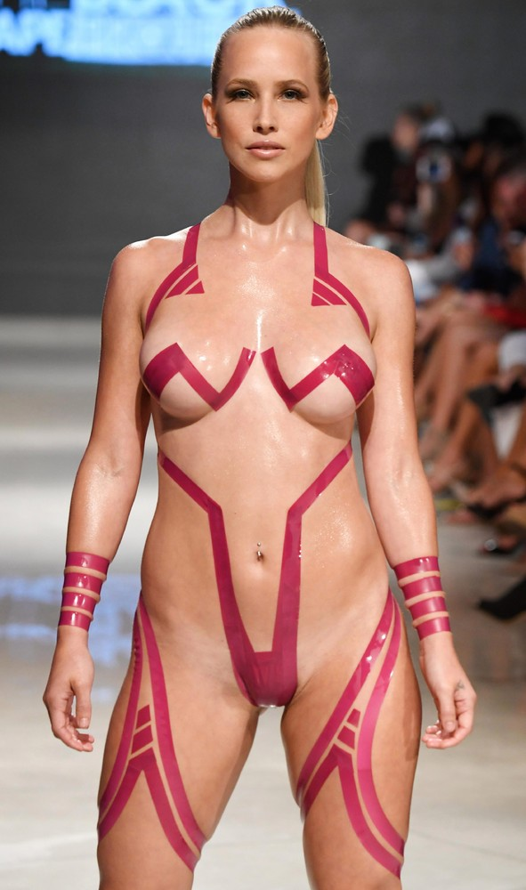 Fashion Trend – Duct-tape Bikinis