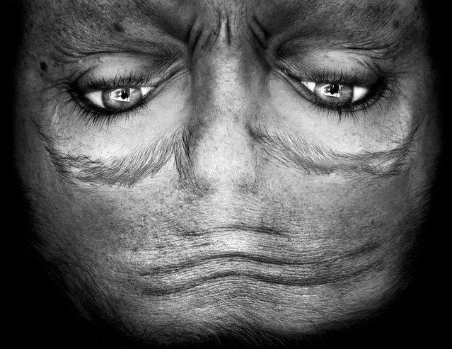 Upside-Down Portrait Photos By Anelia Loubser