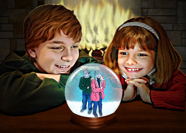 """Snow Globe"". (Adam Baron)"