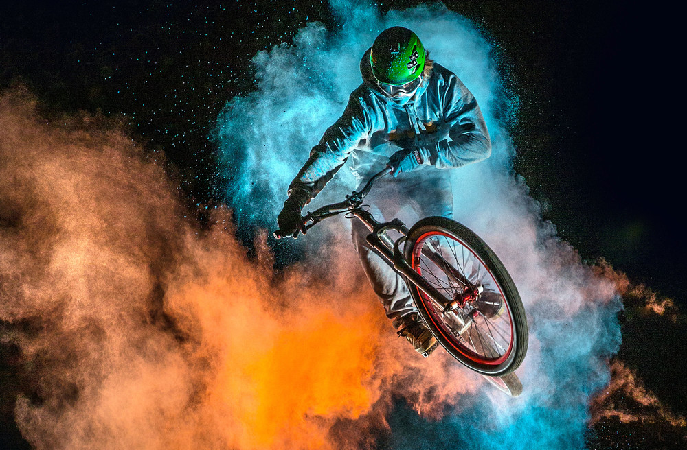 Powder Bike