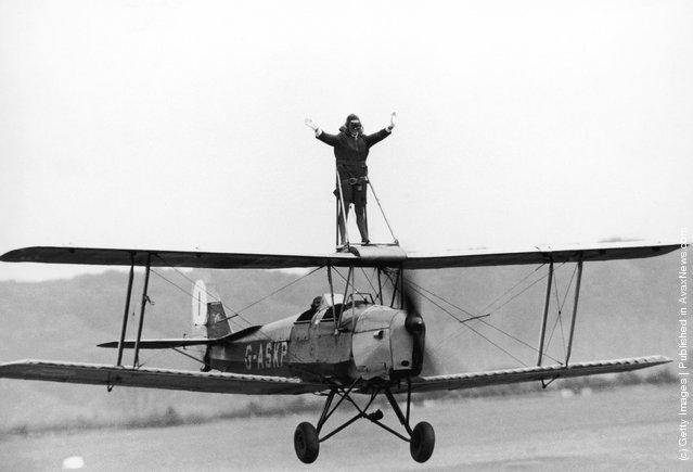 Aerial Acrobat