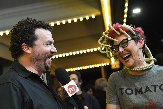 "Actor Danny McBride attends the ""Alien"" premiere 2017 SXSW Conference and Festivals on March 10, 2017 in Austin, Texas. (Photo by Matt Winkelmeyer/Getty Images for SXSW)"