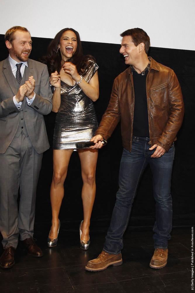 """""""Mission: Impossible – Ghost Protocol"""" Germany Premiere"""