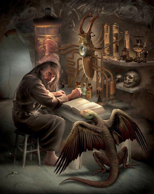 Artworks by Igor Morski