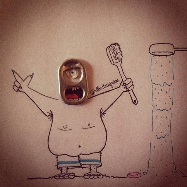 Illustragram By Bruno Alves Part 2