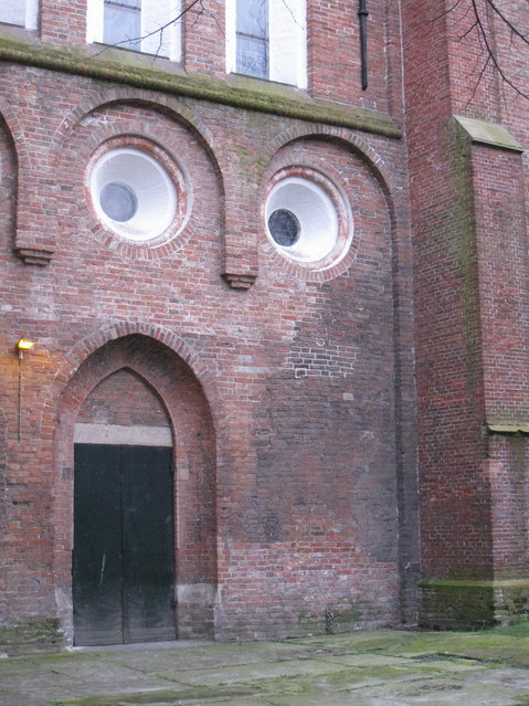 The OMG Wall (Groningen, Groningen, NL). (Photo by Wout)