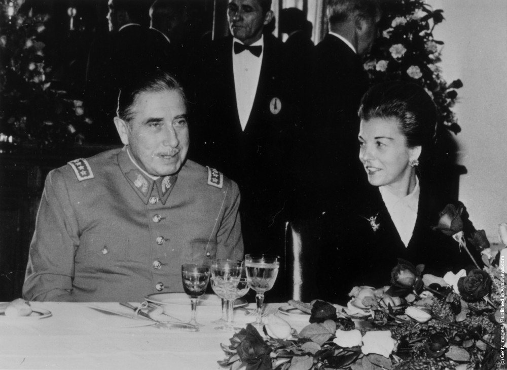 35 Years Since Isabel Peron Deposed As President of Argentina