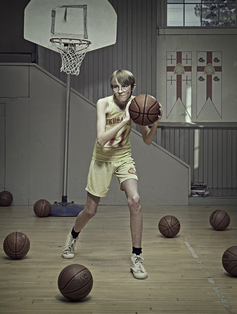 Catholic School Characters By David Stoker