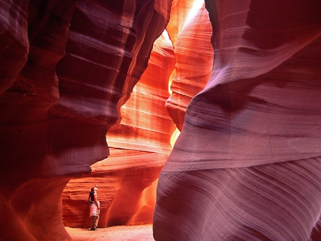 Antelope Canyon Arizona USA