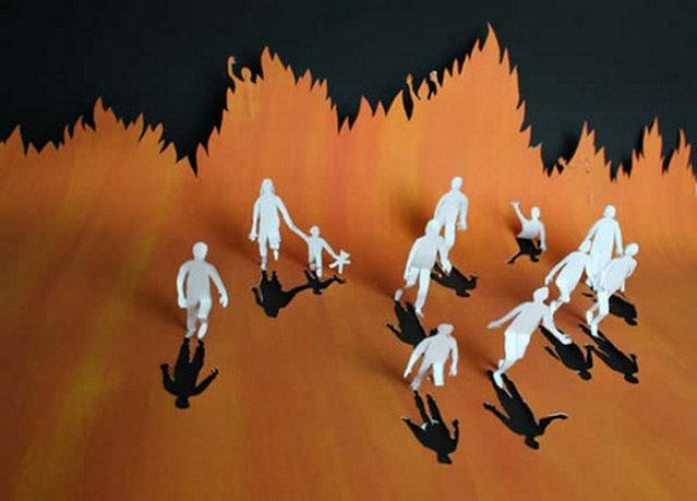 Art by Peter Callesen