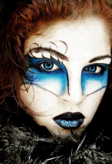 """Dark Elf"". (Sara Morrison)"