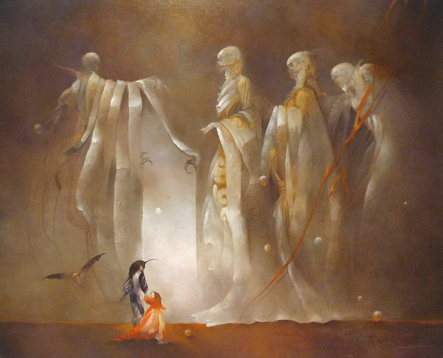 Unique World By Anne Bachelier