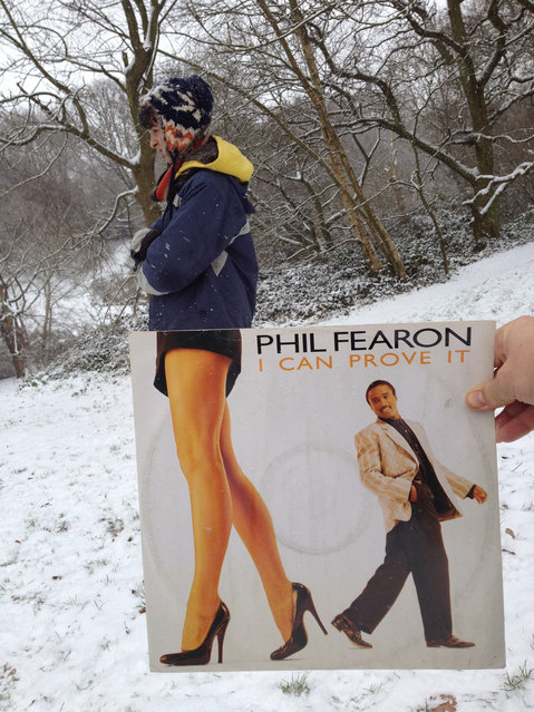 """""""Phil Fearon: I Can Prove It"""". (Christophe Gowans)"""