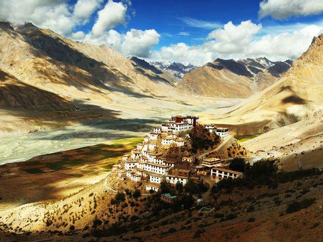 Buddhist Monastery Key Gompa