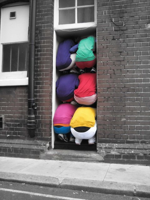 Bodies In Urban Space