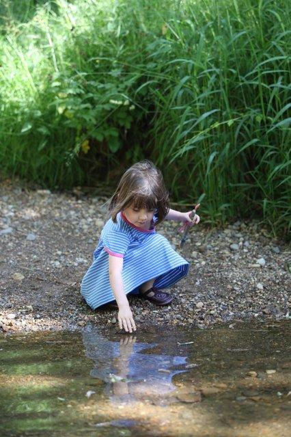 Iris Grace, The Five-Year-Old Autistic Art Prodigy