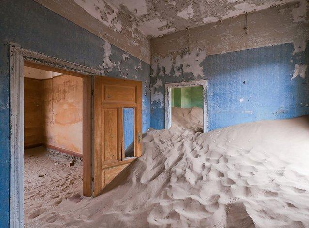 Kolmanskop Abandoned Ghost Town
