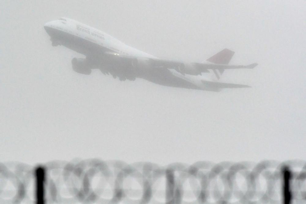 Some Photos: Foggy Day