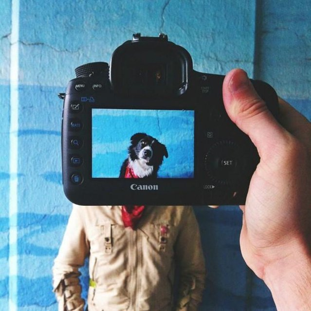 #Petheadz  – is an Instagram series by Zach Rose, a 23 year old photographer/filmmaker from Toronto